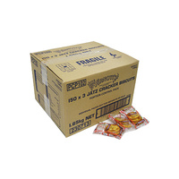 Jatz Portion 3/Pk 150/Ctn - Carton of 150 bags
