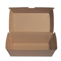 Beta Board Large Snack Box - 205x107x50mm - Carton of 200