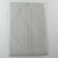 Cellophane Bag Flat Seal 230x178mm - Sleeve of 100