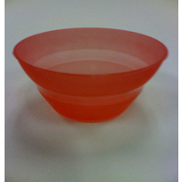 Gelati Cup 130ml Red - Sleeve of 50