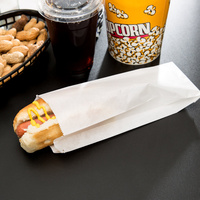 Plain Hot Dog Bag - Carton of 1000