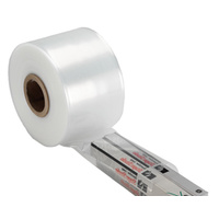 Layflat Tube 150mm x 100um - 15kg Roll = 541m - Per KG