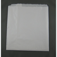 Paper Bags White No 22 - 140x100mm - Sleeve of 1000