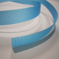 Polystrap Blue 12mm x 3000m Machine Roll - Roll