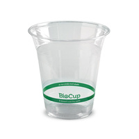 Biopak 360ml Clear Cup - Sleeve of 50