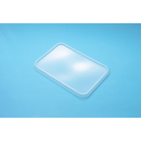 Genfac Rectangle Container Lid - Sleeve of 50