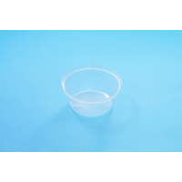 Genfac Small Round Dome Lid - Sleeve of 50