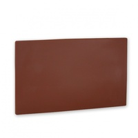 Cutting Board Brown 510x380mm - Each