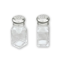 Salt & Pepper Glass 60ml - Each