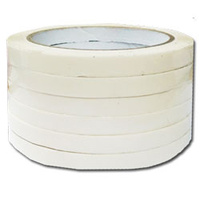 Bag Sealing Tape 12mm x 66m White - Each
