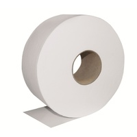 Toilet Paper 2Ply Jumbo - Carton of 8 rolls