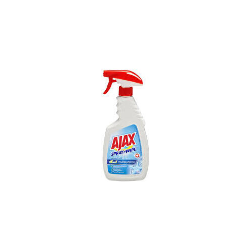 Ajax Spray & Wipe 500ml Ocean Fresh - Each