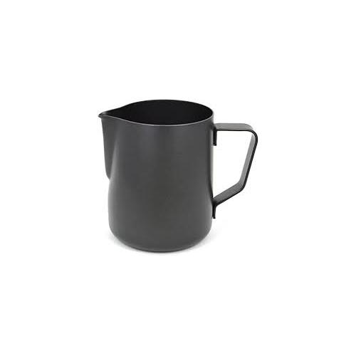 Uniq Matte Finish Milk Jug/Creamer 190ml Black - Each