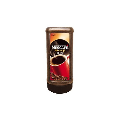 Nescafe Decaf 250g jar