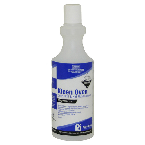 Bottle Printed Kleen Oven 500ml - Each