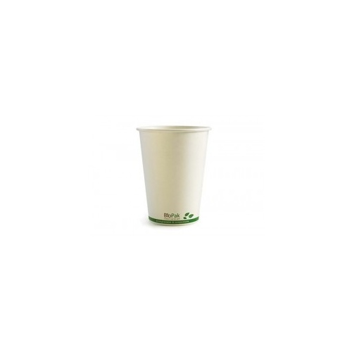 BioPak 32oz Paper Takeaway Hot Bowl - Sleeve of 25