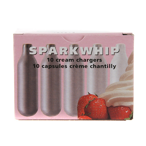 Cream Charger Sparkwhip - Packet of 10