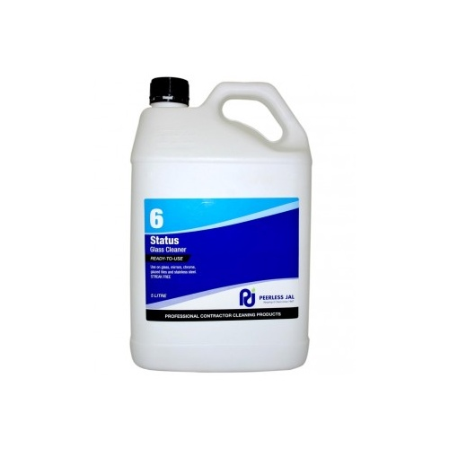 Status Glass Cleaner 25ltr - Bottle