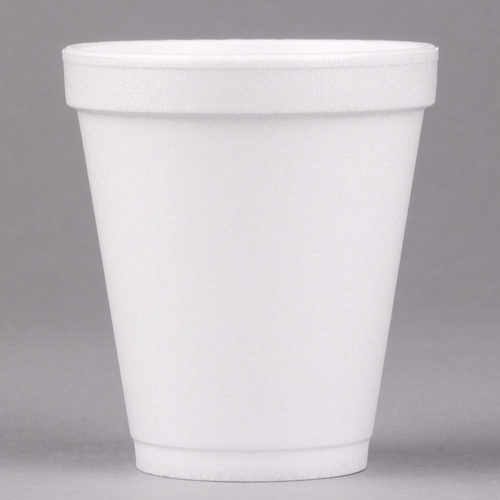 Foam Cup 8oz - Sleeves of 25 - Sleeve of 25